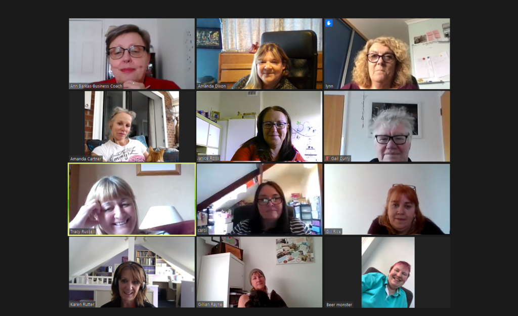 Networking in the North East Via Zoom